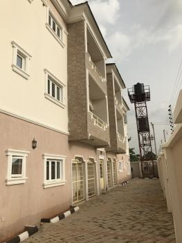 New 3 Bedroom Flat, Pay and Move in, Jahi, Abuja, Flat for Rent