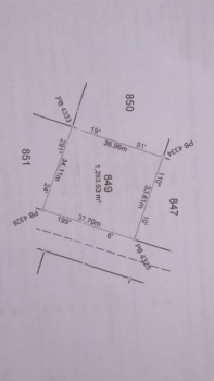 Very Nice Table Land 1200sqm with C of O, Jahi, Abuja, Residential Land for Sale