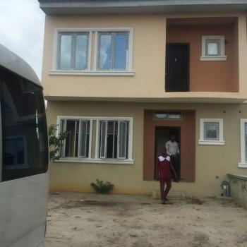 3 Bedroom Flat Apartment, Oribanwa By Davitech Filling Station,immediately After Mayfair Gardens, 17minutes From Ajah,lekki Peninsula  Lagos, Lekki, Lagos, Block of Flats for Sale