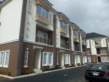Luxurious Newly Built 4 Bedroom Terrace Duplex with Swimming Pool with Bqs, Oniru, Victoria Island (vi), Lagos, Terraced Duplex for Sale