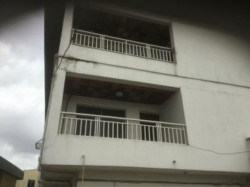 a Solidly Built and Spacious Block of Flat with Registered Conveyance, Olutunda Street, Off Coker Road, Ilupeju Town, Lagos State, Ilupeju Estate, Ilupeju, Lagos, Block of Flats for Sale