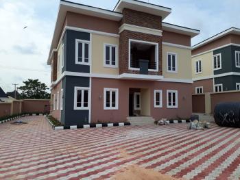 Newly Built & Exquisitely Finished 5 Bedroom Detached House with Bq, Fidelity Estate, Enugu, Enugu, Detached Duplex for Sale