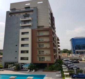 Three Bedroom Apartment Code Visland, Crestview Towers, Kofo Abayomi Street, Victoria Island (vi), Lagos, Flat for Rent