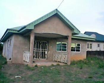 3 Bedroom (en Suite) Floor Tiling to Complete. Built on Standard Plot with Fence and Deep Well Suitable for Water System., Idera Estate Road, Opako/adigbe. 5 Minutes Drive Off Adigbe-obada Rd, Abeokuta North, Ogun, Detached Bungalow for Sale