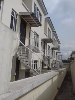 a Luxuriously Built Block of 5 Units, 4 Bedroom Terrace Duplex and a Room Boys Quarters with Excellent Facilities, Ikeja Gra, Ikeja, Lagos, Terraced Duplex for Sale