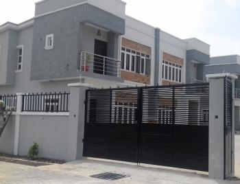 a Luxury 3 Bedroom Semi Detached Duplex with a Room Boys Quarters, Lekki, Lagos, Semi-detached Duplex for Sale