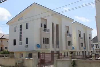 Luxury 4 Bedroom  with a B/q, Herbert Orji Avenue, Osapa, Lekki, Lagos, Terraced Duplex for Sale