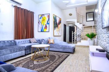 Luxurious 4 Bedrooms Duplex, Road 5, Royal View Estates, Ikota Villa Estate, Ikota, Lekki, Lagos, Semi-detached Duplex Short Let