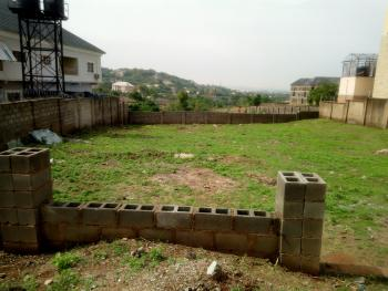 Land 1250m2 Residential, C of O Collected, Katampe, Abuja, Residential Land for Sale
