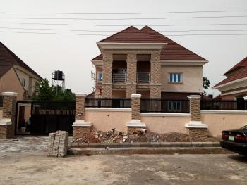 Unique 4 Bedroom Duplex with 3 Units Bq, Lokogoma District, Abuja, Detached Duplex for Rent
