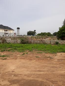 Dwarf Fenced Residential Land with Foundation for Block of Flats Approved (build & Live), Off Ahmadu Bello Way, Near Abc Cargo, By Harmony Estate, Jahi, Abuja, Residential Land for Sale