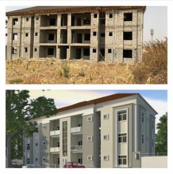 3 Bedroom Flat (all En Suite) on a Block of Flat, Beaufort Court Estate, Behind Trademore Estate, V.o.n Juction, Sabon, Lugbe District, Abuja, Flat for Sale