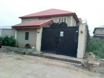 Lovely 2nos 4 Bedroom Flats with 3 Bedroom Bungalow Behind on Over 650sqm, Journalist Estate Phase 2, Berger, Arepo, Ogun, Block of Flats for Sale
