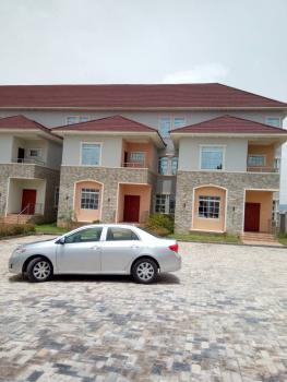 Still Selling Luxury 4 Bedrooms Terrace Duplex with Bq for Sale in Katampe Ext 65m, Katampe Ext, Katampe Extension, Katampe, Abuja, Terraced Duplex for Sale
