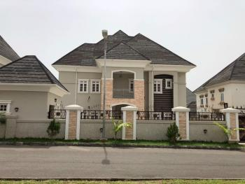 Beautiful Master Piece 5 Units of 5 Bedroom Fully Detached in a Mini Estate, Efab Metropolis, Karsana, Abuja, Detached Duplex for Sale