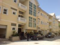 7 Units Luxurious 4 Bedroom Terrace House + Bq + Gym & Swimming Pool, Elias Court, Victoria Island (vi), Lagos, Terraced Duplex for Rent