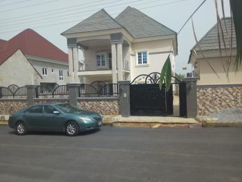 5 Bedroom Duplex with Two Rooms Self Contained Boys Quarter, Gwarinpa Estate, Gwarinpa, Abuja, Detached Duplex for Sale
