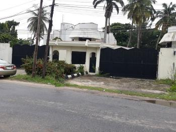 5 Bedroom Fully Detached House Sitting on 1500sqm, Off Bourdillon, Ikoyi, Lagos, Detached Duplex for Sale