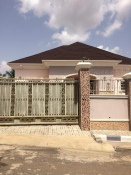 Luxury Three Bedroom Bungalow with Extra Two Rooms in The Basement, Ipent 7 Estate, Karsana, Abuja, Detached Bungalow for Sale