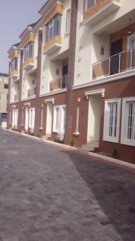 Brand New 4 Bedroom Terrace Duplex at Oniru, Off Palace Road, Oniru, Victoria Island (vi), Lagos, Terraced Duplex for Rent