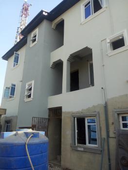 Newly Built Beautiful One Bedroom Apartment, Fola Agoro, Yaba, Lagos, Mini Flat for Rent