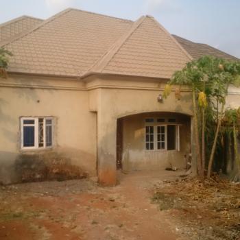 2 Bedroom Semi-detached Bungalow, Along Kubwa Expressway, Karsana, Abuja, Semi-detached Bungalow for Sale