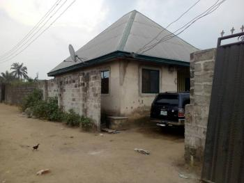 Urgent Property, Beside Old Aba Expressway, Oyigbo, Rivers, Block of Flats for Sale