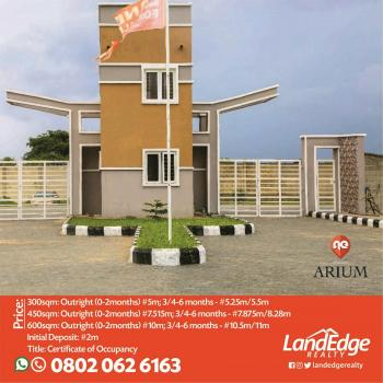 Arium Estate, Abijo Gra, Abijo Gra, Ajah, Lagos, Residential Land for Sale