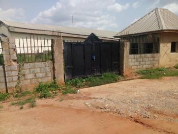 Prime and Fenced 1200sqm Build and Live Land, Behind Christ Embassy, By American International School, Durumi, Abuja, Residential Land for Sale
