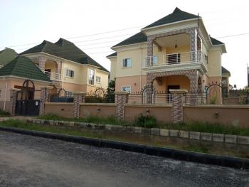 Clean and Well Located Massive 4 Bedroom Duplex, After Brains and Hammers, Life Camp, Gwarinpa, Abuja, Detached Duplex for Sale
