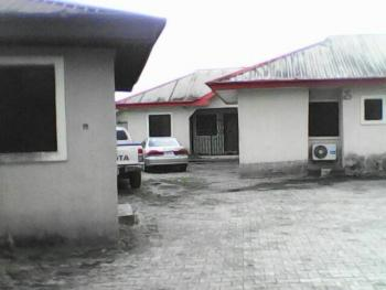 2 Bedroom with 9 Self Contained Flats Fenced with Gate, Chinda, Off Ada Geoge Rd, Port Harcourt, Rivers, Block of Flats for Sale
