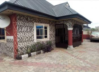 3 Bedroom Bungalow with Units of Flats, Mercy Land, Port Harcourt, Rivers, Block of Flats for Sale