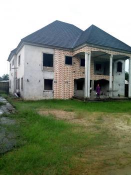 7 Bedroom Duplex with Bq on 4 Plots, Off East West Rd, Rumuodara, Port Harcourt, Rivers, Detached Duplex for Sale
