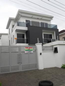 Majestic 5 Bedroom Detached Duplex, Off Admiralty Road, Lekki Phase 1, Lekki, Lagos, Detached Duplex for Sale