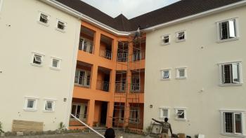 Newly Built 6 Units of 3 Bedroom Flat, Ahmadu Bello Way, Off Next Cash and Carry/nnpc Road, Jahi, Abuja, Flat for Rent