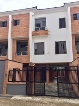 Brand New 4 Bedroom Luxury Town House, Parkview, Ikoyi, Lagos, House for Rent