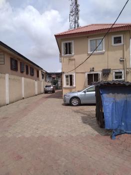 Nice 3 Bedrooms Apartment, Ekololu, Ogunlana, Surulere, Lagos, Flat for Rent