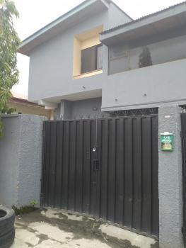 Newly Renovated 4 Bedrooms Semi Detached Duplex, Adeniran Ogunsanya, Surulere, Lagos, Office Space for Rent