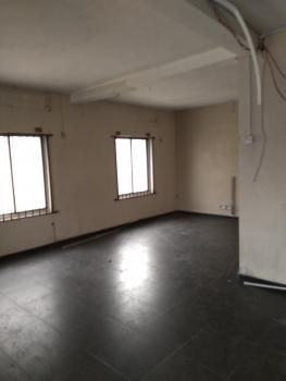 3 Bedrooms Duplex Very Good for an Office, Off Ogunlana Drive, Masha, Surulere, Lagos, Office Space for Rent