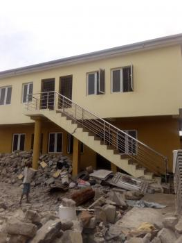 Newly Built Lovely Portable 2 Bedroom Upstairs, Off Cole Street, Lawanson, Surulere, Lagos, Flat for Rent
