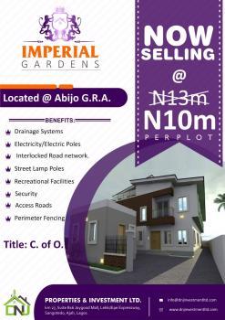 C of O Land, Abijo, Gra, Sangotedo, Ajah, Lagos, Residential Land for Sale