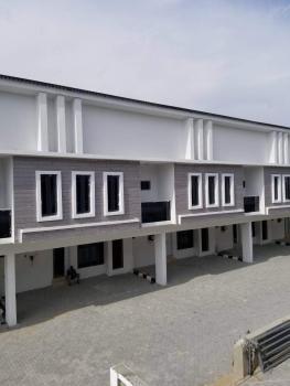Newly Built 3 Bedroom Terrace Duplex, Victoria Crest Estate, Lafiaji, Lekki, Lagos, Terraced Duplex for Rent