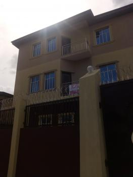 Newly Built All Rooms En Suit 3 Bedroom, Off Ishaga Road, Ojuelegba, Surulere, Lagos, Flat for Rent