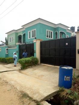 Luxury 4 Bedroom  Duplex with Bq, Unilag Estate, Magodo Phase 2, Gra, Magodo, Lagos, Detached Duplex for Sale