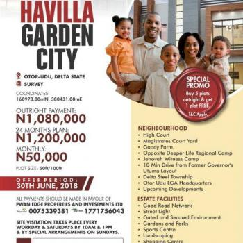 Cheap and Affordable Lands in Otor-udu, Delta State, Otor-udu, Udu, Delta, Residential Land for Sale