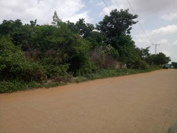 4300sqm Commercial Land After Gudu Market, Behind Funtaj Schools, Gaduwa /gudu Dual Carriageway, Gudu, Abuja, Commercial Land for Sale