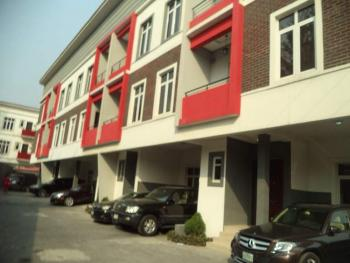 Four Bedroom Terraced Houses, Parkview, Ikoyi, Lagos, Terraced Duplex for Sale