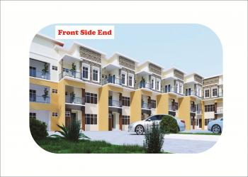 15 Units Terraces(duplex) and 18 Units Block of Flats, By Turkish Hospital, Karmo, Abuja, Terraced Duplex for Sale