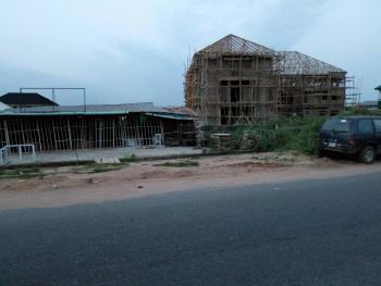 a Plot of Land on The Main Road for Commercial Use, Akala Express, Ibadan, Oyo, Commercial Land for Sale