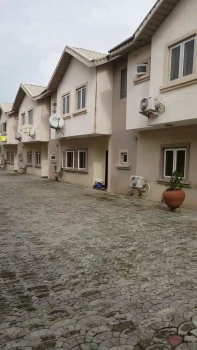 Service 3 Bedrooms Terraced Duplex, Nicon Town, Lekki, Lagos, Terraced Duplex for Sale